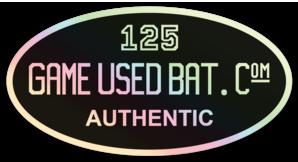 Game Used Bat.com