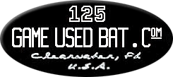 Game Used Bat.com